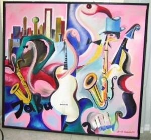 Tabu-Paintings