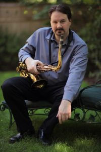 Russ Nolan - NYC Latin and Modern Jazz Saxophonist